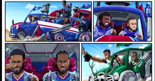 The Top 5 Most Creative NBA Schedule Reveals for the 2019-20 Season – Adweek