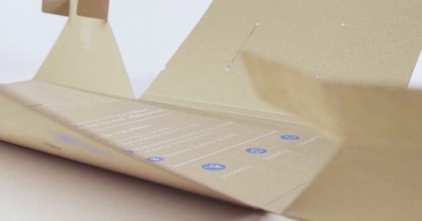 This Bank's Mortgage Folder Turns Into Something You Can Actually Use on Move-in Day – Adweek