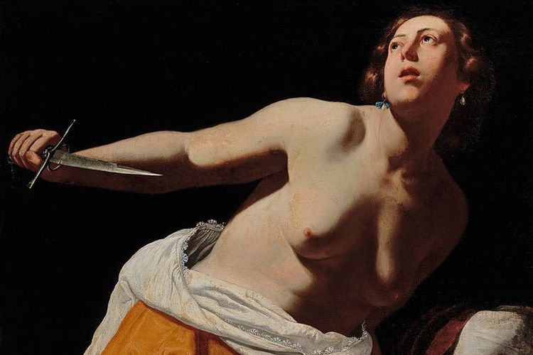 Top of the Pods: Artemisia Gentileschi and the forgotten female Old Masters