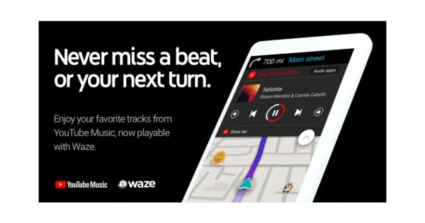 YouTube Music Is Now Available Within Waze – Adweek