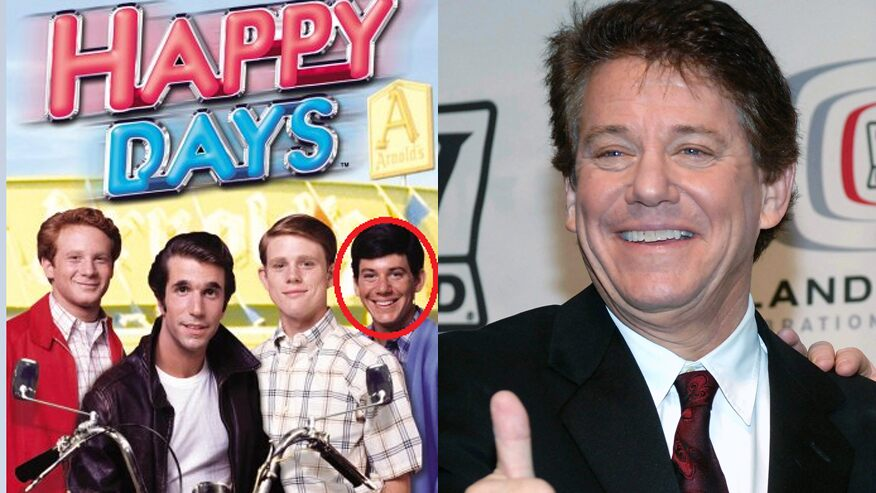 'Happy Days' alum Anson Williams files for divorce from wife of three decades