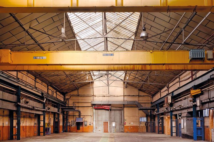 'Post-industrial' Biennale de Lyon to examine shifting social and economic experience of the region