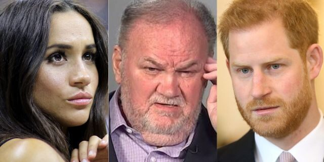 Meghan Markle, her father, Thomas Markle, and Prince Harry have been feuding since before the royal wedding. Thomas staged a paparazzi photoshoot, much to the Duke and Duchess of Sussex's chagrin, and hasn't stopped speaking to the media since before the big day.