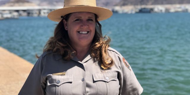 Christi Vanover, public affairs officer for Lake Mead National Recreation Area, said officials have a little breathing room after a strong winter helped boost water levels.