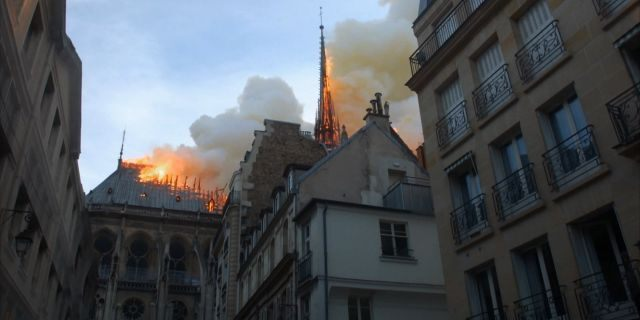 The world watched in horror as flames engulfed Notre Dame, which is more than 850 years old. (Science Channel)