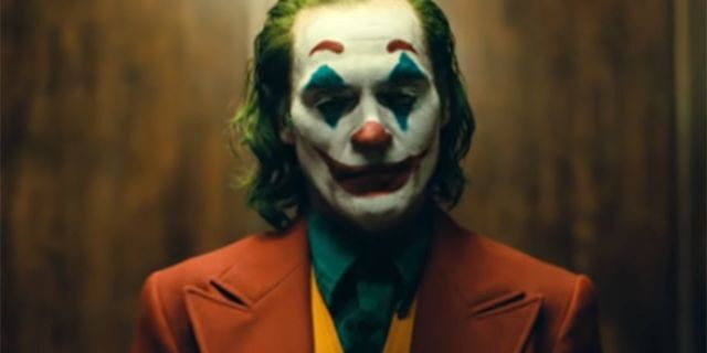 """Joaquin Phoenix stars as the titular """"Joker."""" The film has garnered Oscar buzz and won the top prize at the Venice Film Festival in September. The Batman villain's origin story is a standalone film from the DC Comics franchise."""