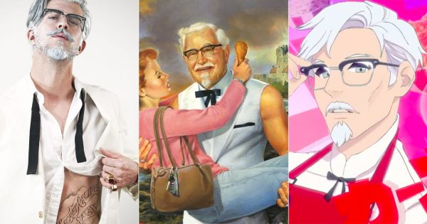 A Brief History of Sexy Colonel Sanders – Adweek