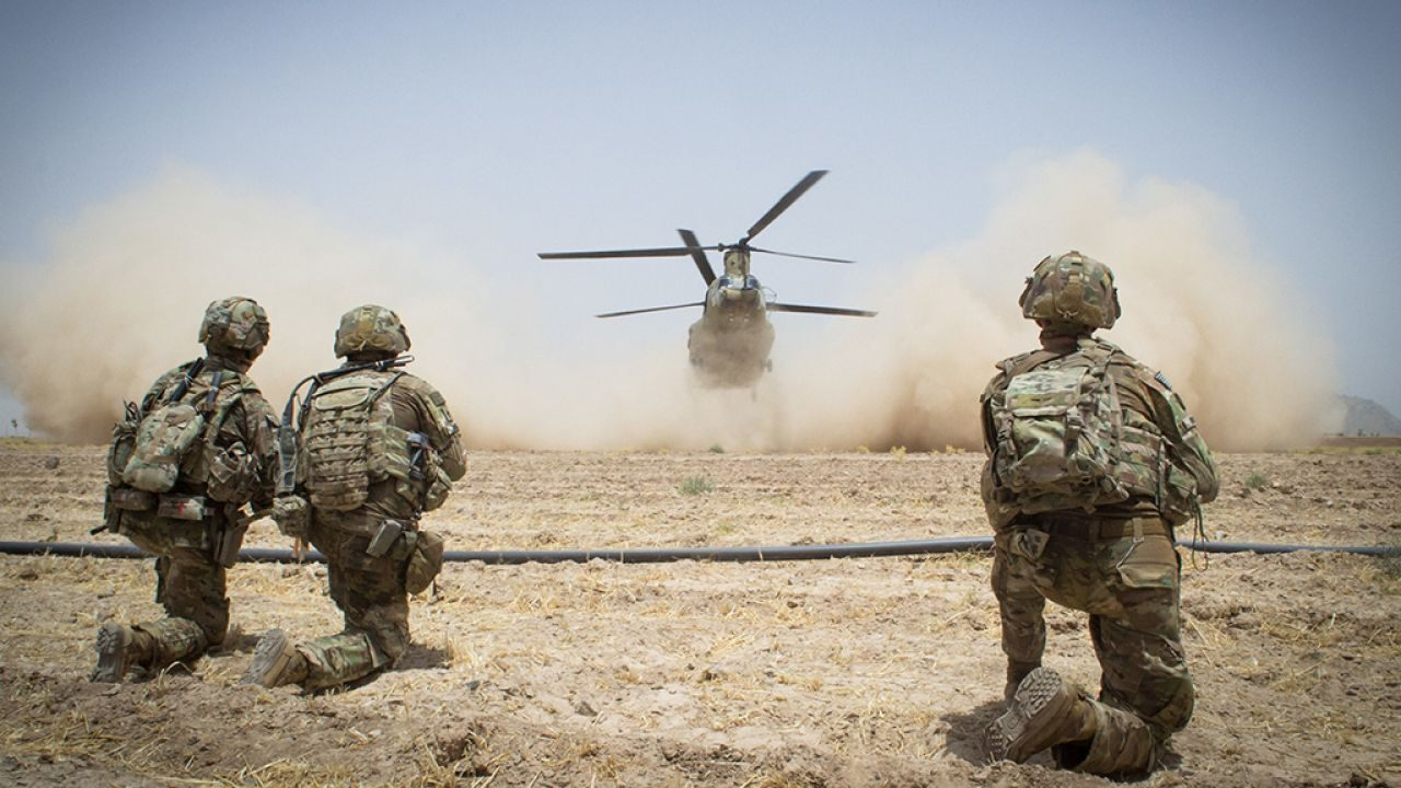 'Almost impossible mission': The 8,000-mile non-stop flight to save a US soldier's life