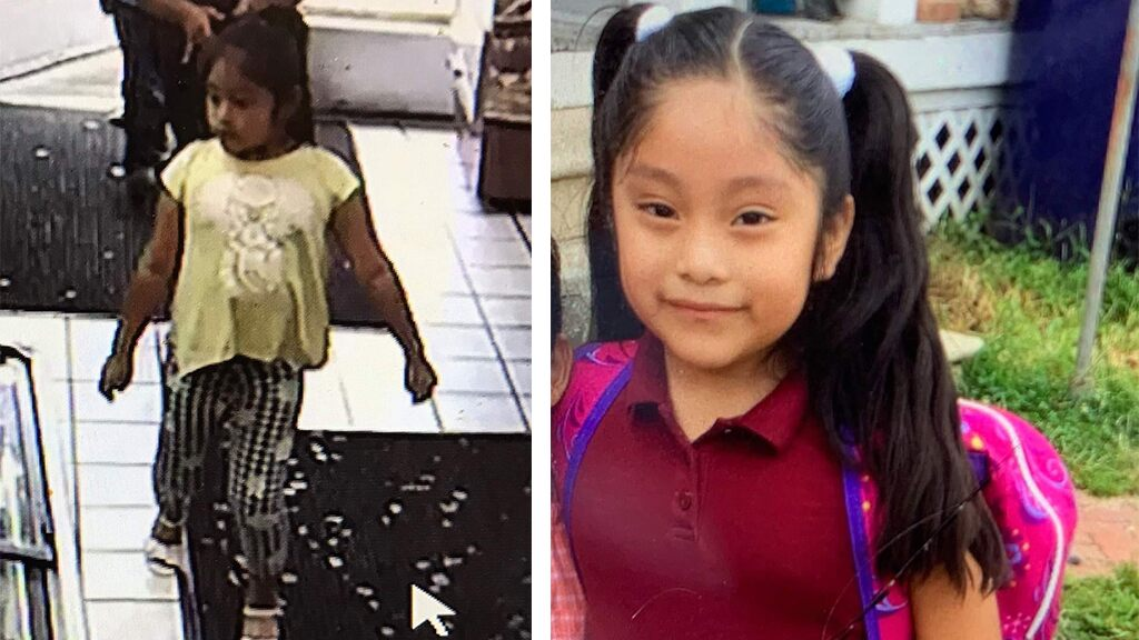 Amber Alert issued for New Jersey girl, 5; witnesses say man led her into red van