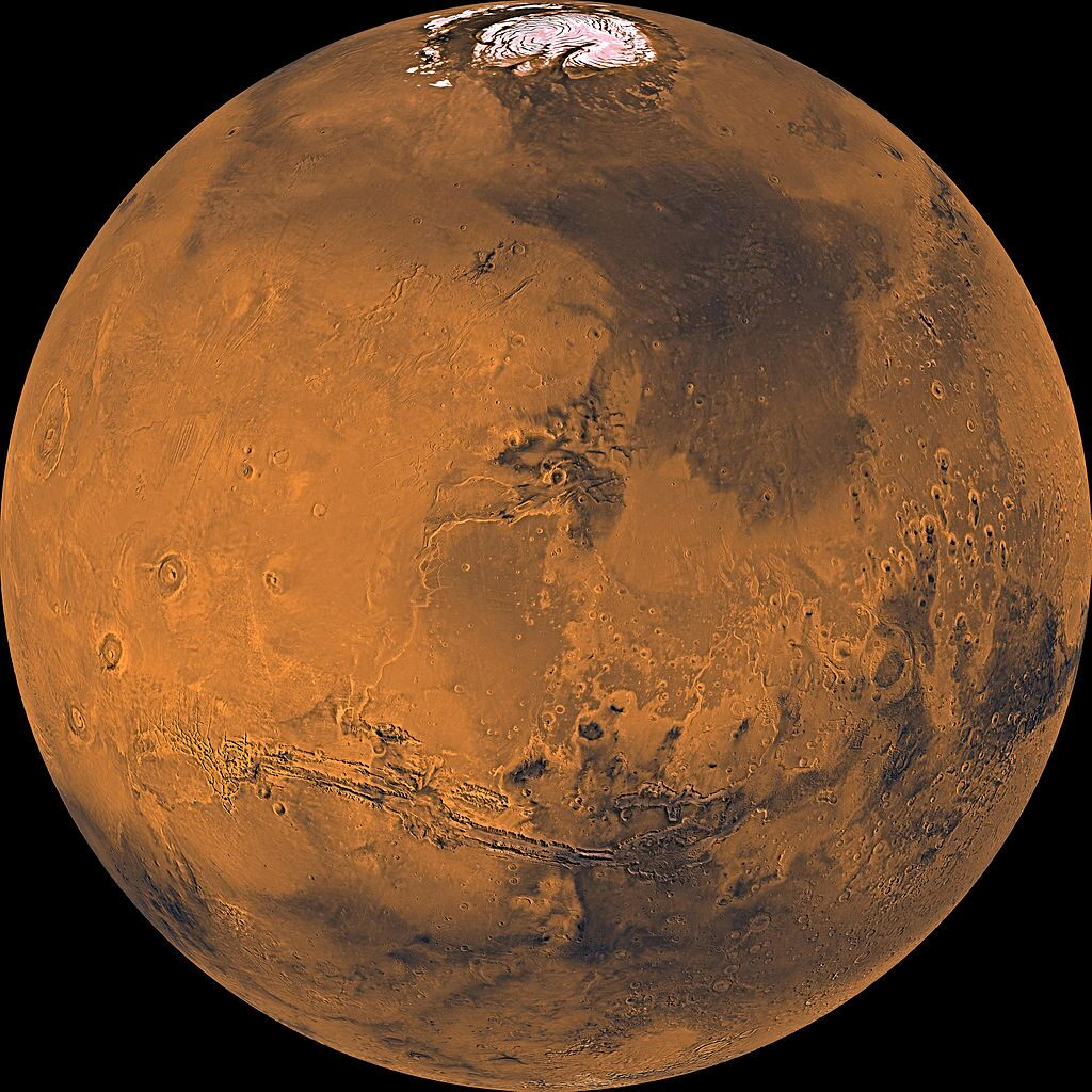 Bizarre magnetic pulses found on Mars: It 'raises interesting questions'