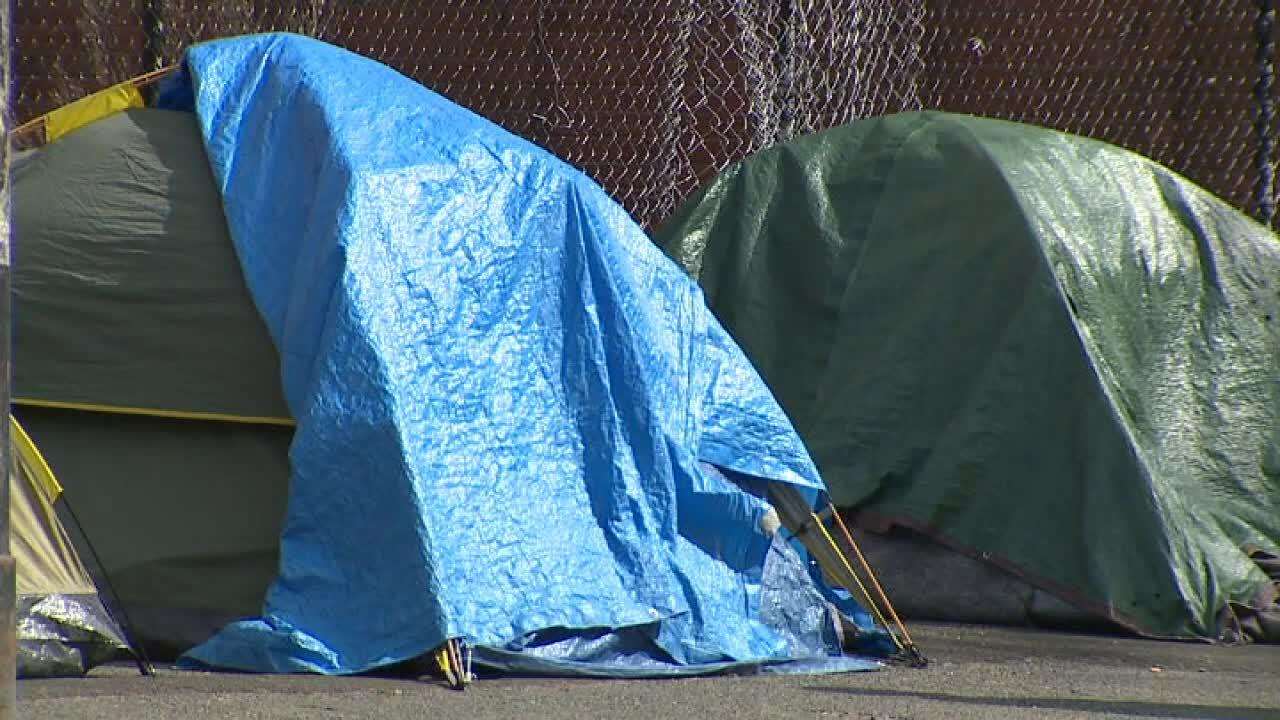 Burden body found in Los Angeles encampment after fire attacks on homeless, report say