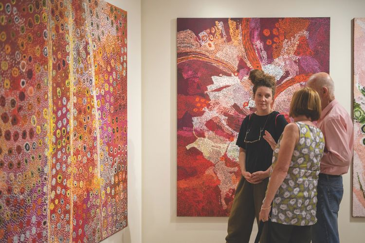 Can Australia support two new Aboriginal art museums?