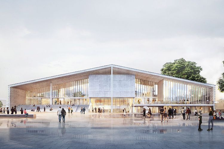 Costs soar for Berlin's planned Museum of the 20th Century