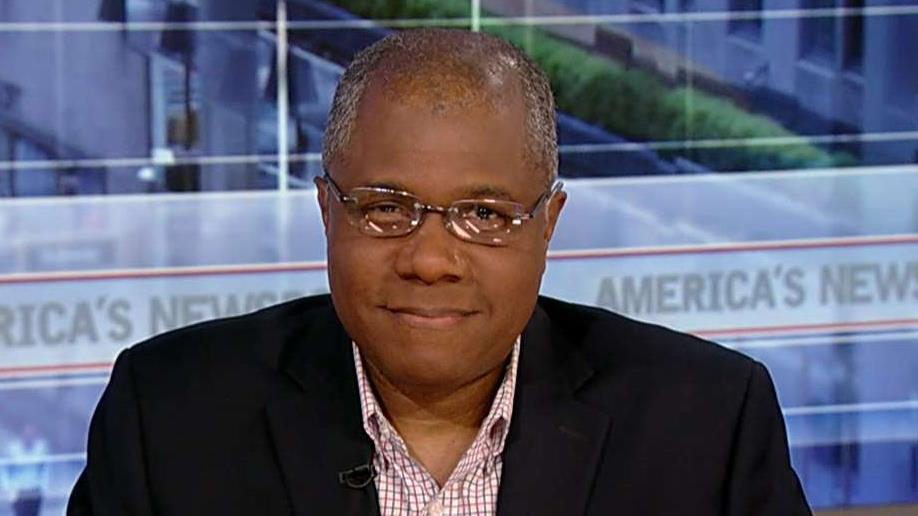 Deroy Murdock: Dem presidential candidates lie when they claim Trump is a racist