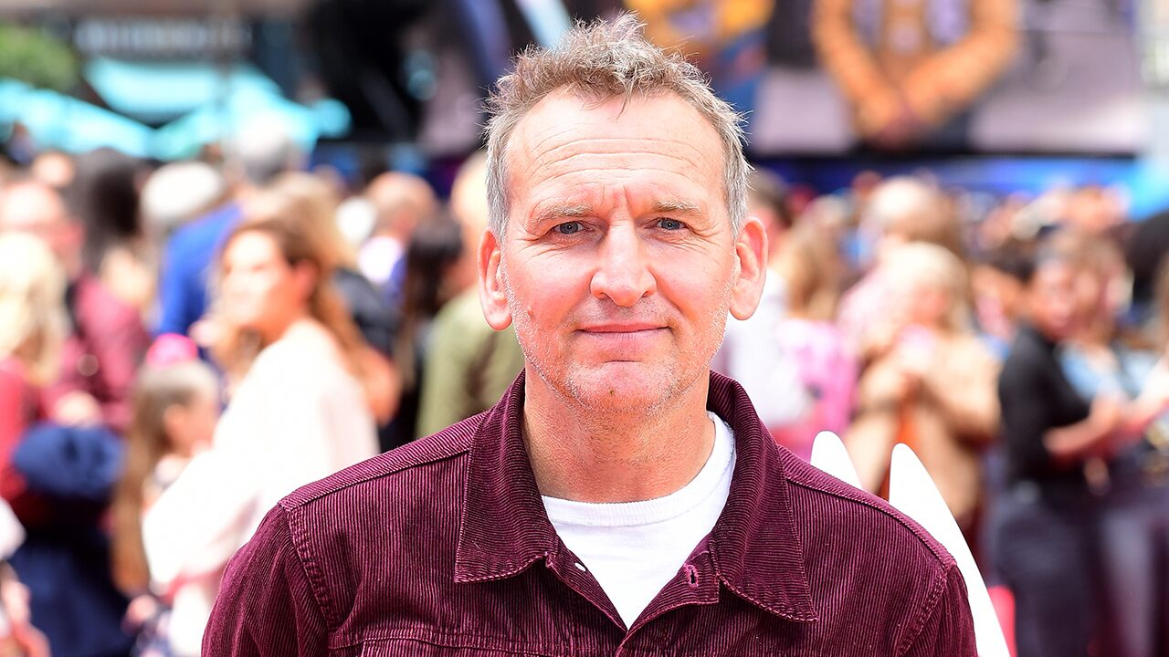 'Doctor Who' star Christopher Eccleston: Anorexia is a 'lifelong' battle for me