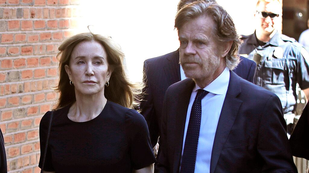 Felicity Huffman's prison sentence 'more of a burden on the jail system' than on the actress: expert