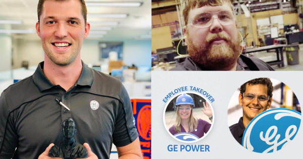 GE Power Employees Took Over Company's Social Accounts to Tout Its Efficient Gas Turbine – Adweek