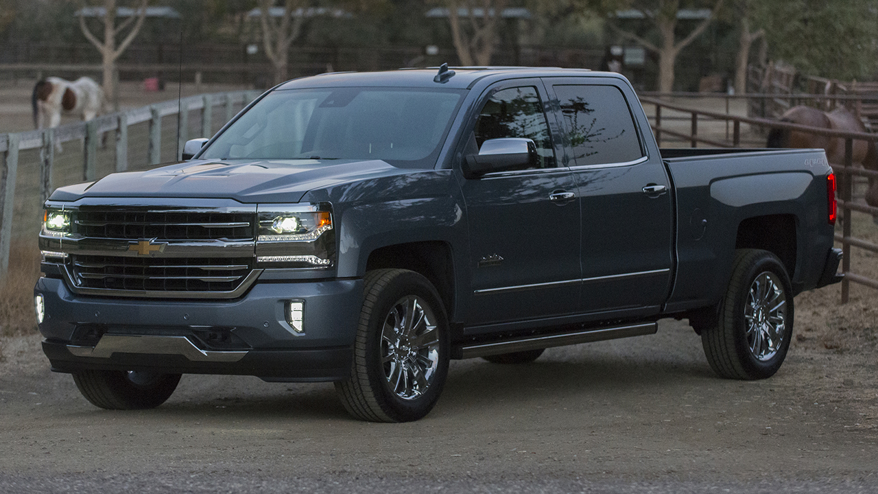 GM recalling 3.4 million trucks for brake issue