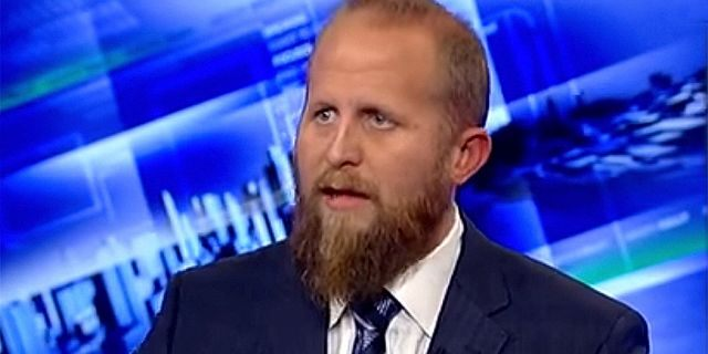 Brad Parscale, manager of President Trump