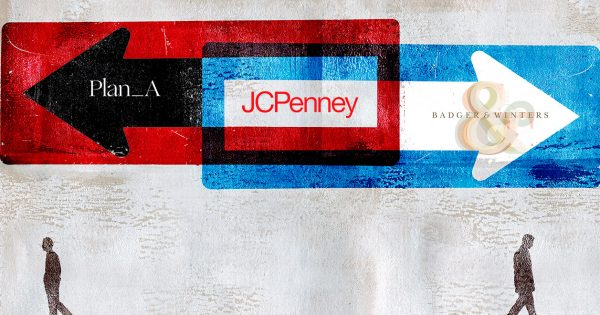 Holding Company Plan A and Badger & Winters Back Out of Deal as JCPenney and Agency Split – Adweek