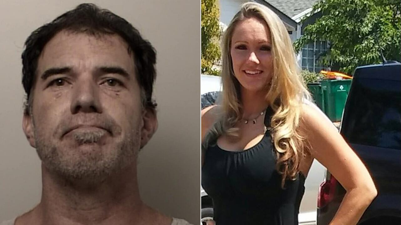Husband, who has violent past, killed Heather Gumina Waters because she was 'witness to a crime': report