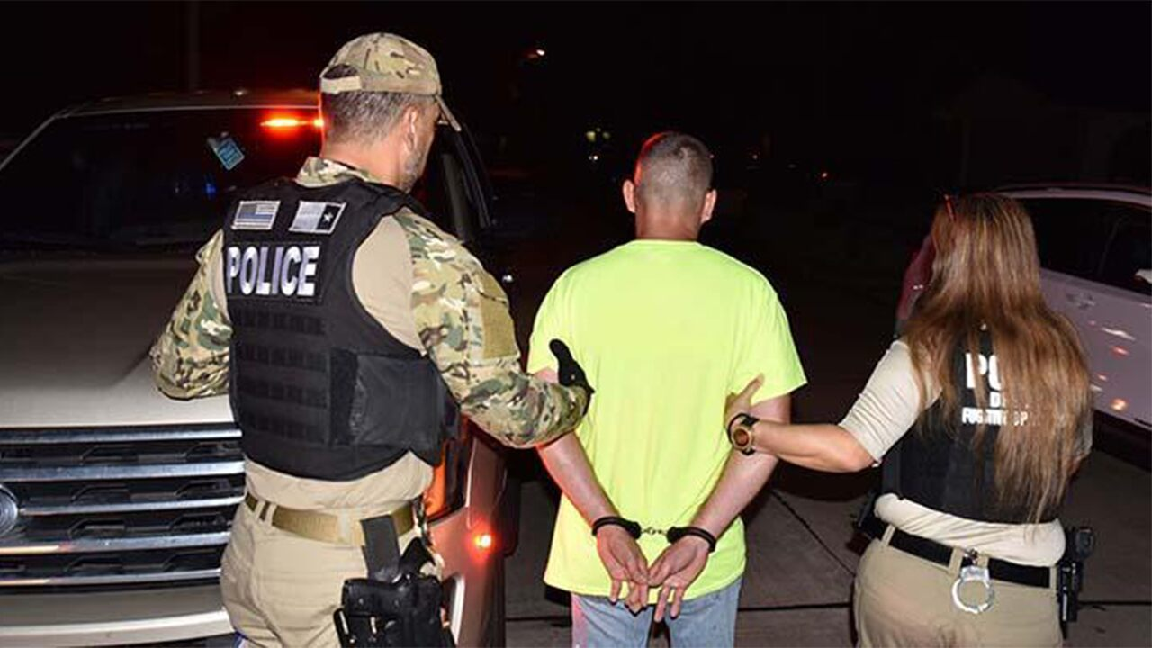 ICE arrests thrice-deported Mexican man wanted for homicide
