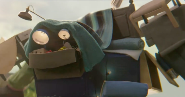 Ikea Canada, a Champion of Reusing Old Items, Created a Heartwarming 'Stuff Monster' – Adweek