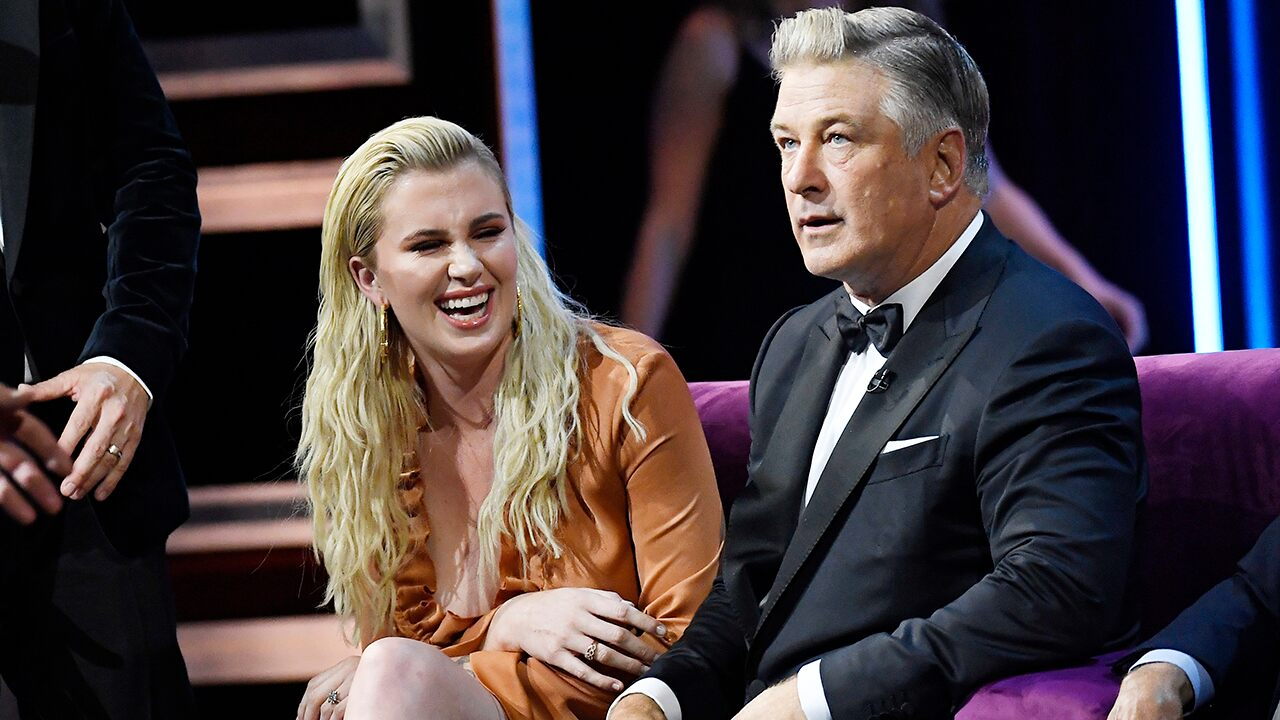 Ireland Baldwin roasts dad Alec over that 2007 'thoughtless, little pig' voicemail