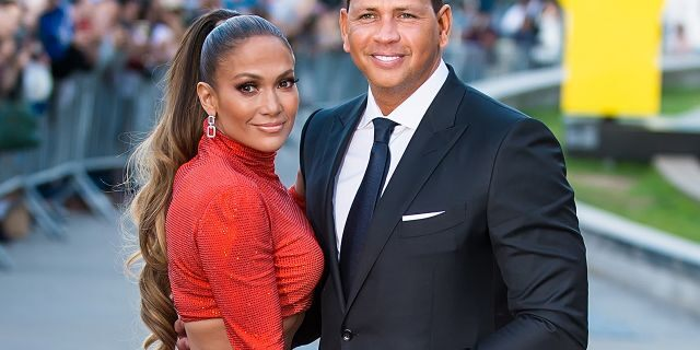 Jennifer Lopez and Alex Rodriguez at the 2019 CFDA Fashion Awards on June 3, 2019 in New York City.