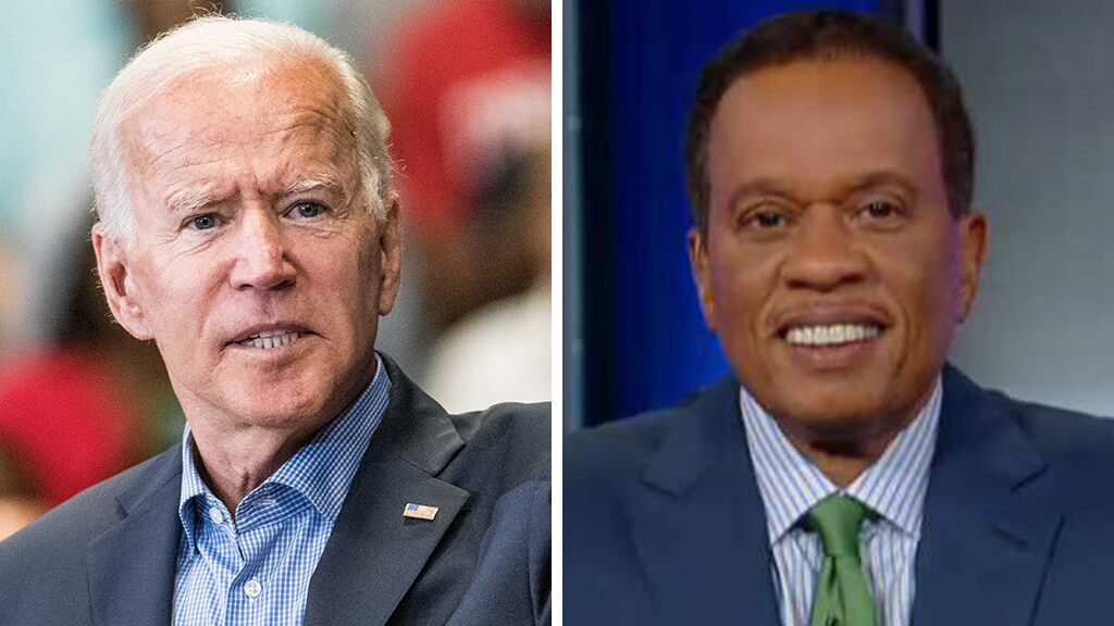 Juan Williams: Joe Biden had lackluster climate change town hall because of 'moderate' persona