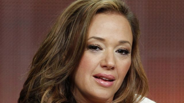 Leah Remini blasts Church of Scientology after estranged father's death