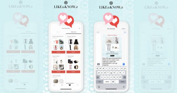 LiketoKnow.it Rolls Out Shareable Collections – Adweek