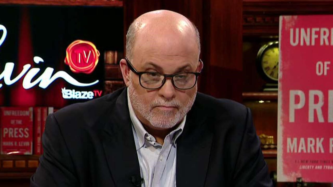 Mark Levin: 9/11 anniversary is a reminder of why US should never invite Taliban here