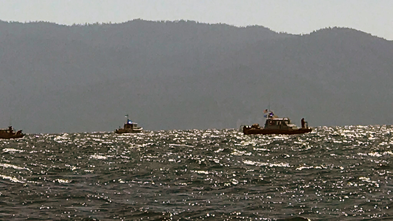 Massachusetts man drowns trying to rescue 2 people in Lake Tahoe, authorities say