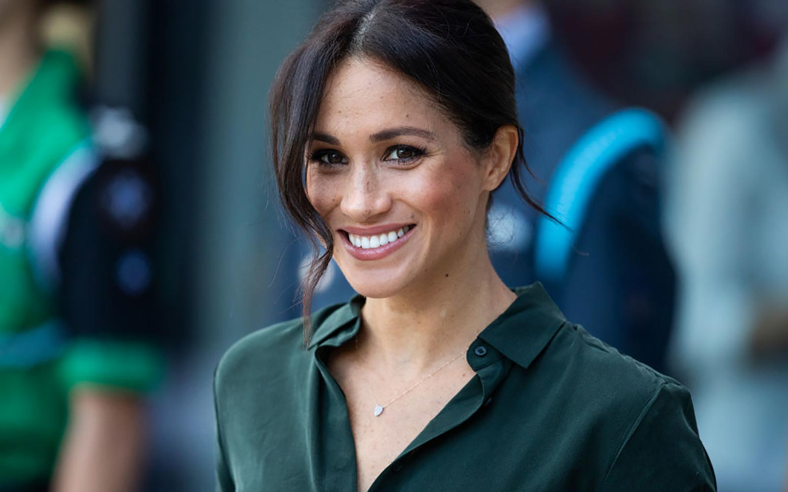 Meghan Markle's co-star shares unseen photos of Duchess of Sussex from 'Suits'