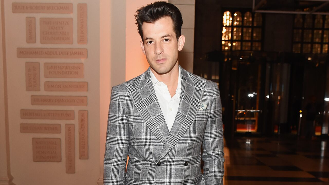 Music producer Mark Ronson says he identifies as sapiosexual: 'I didn't know that there was a word for it'