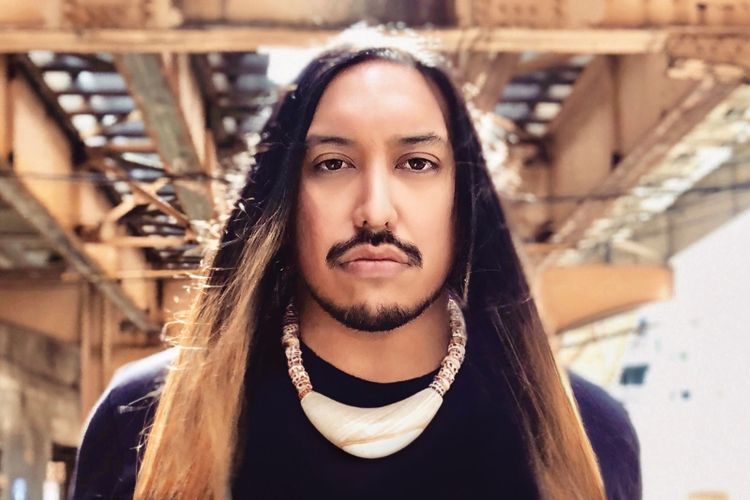 Native American artist Santiago X on rebuilding Indigenous cities, one mound at a time