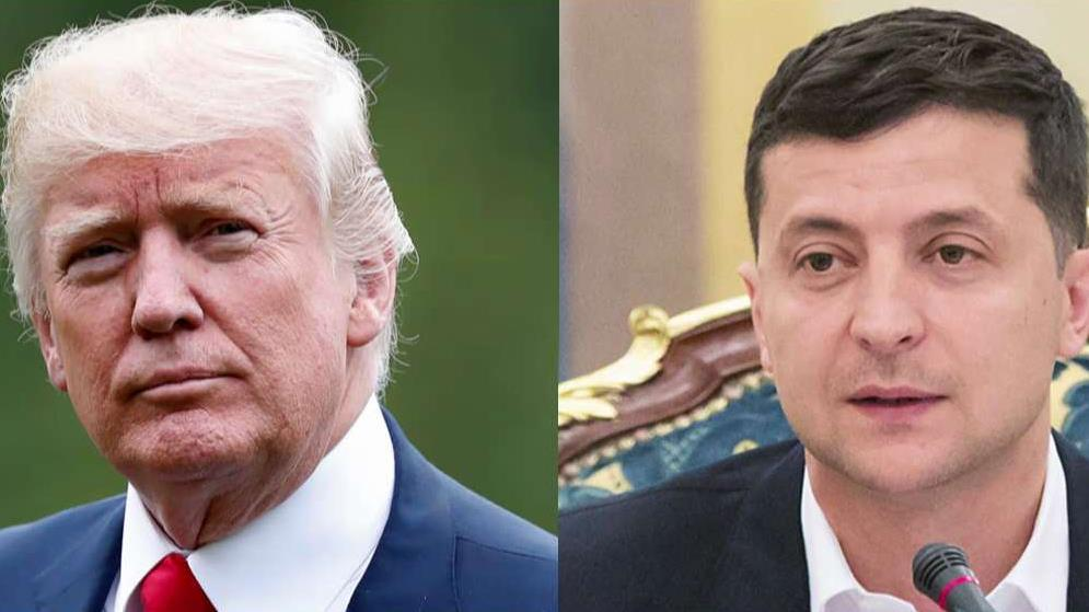 New details reported on Trump-Ukraine call as Dems clash with White House on complaint