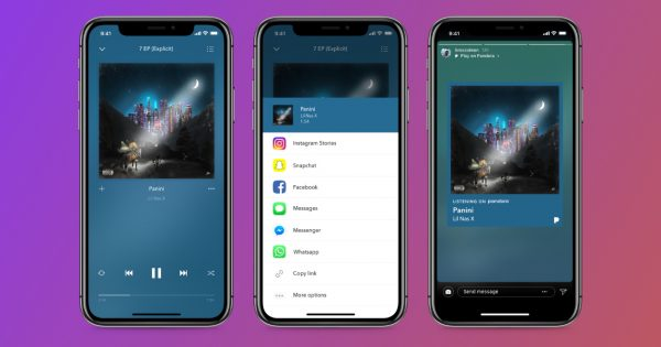 Pandora Users Can Now Share Content via Instagram Stories – Adweek