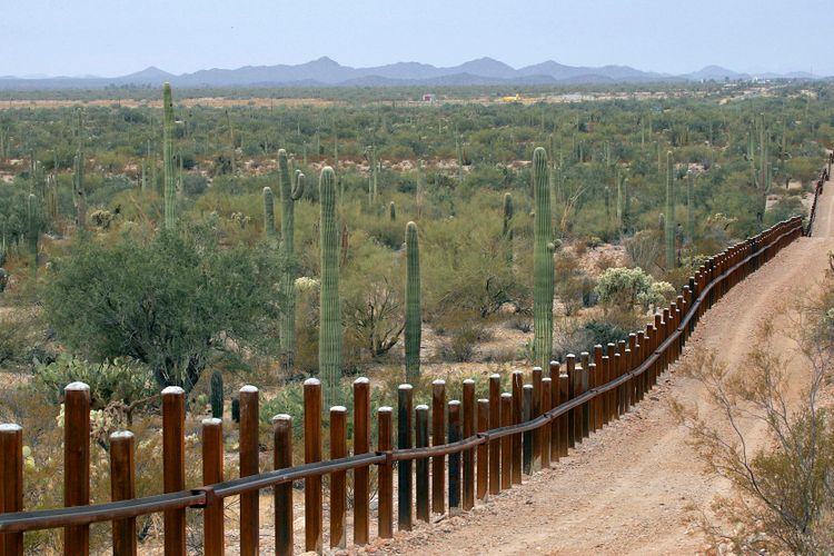 Park Service report warns that Trump's border fence could harm archaeological sites