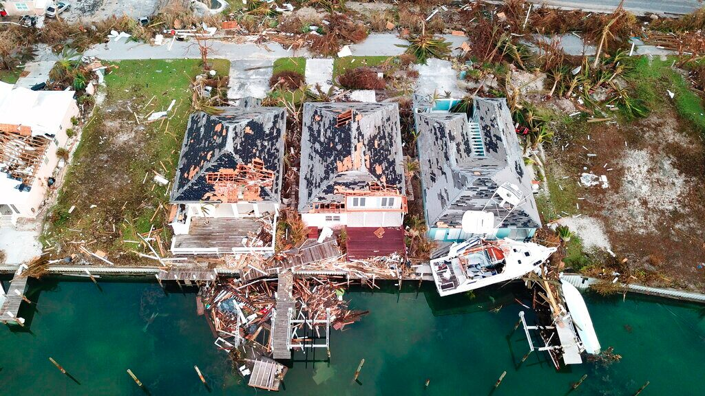 Reporter's Notebook: Dorian leaves wrecked homes and lives on Grand Bahama Island