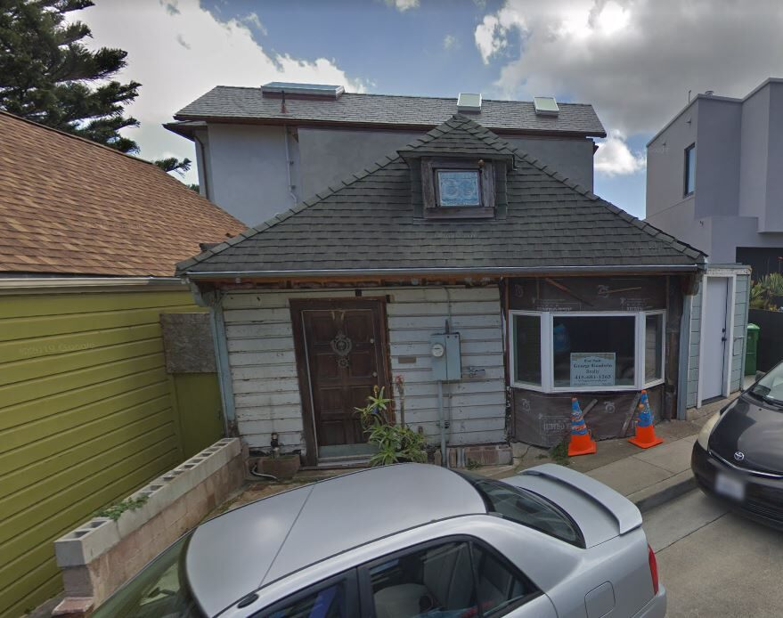 San Francisco's least expensive home still costs $600G