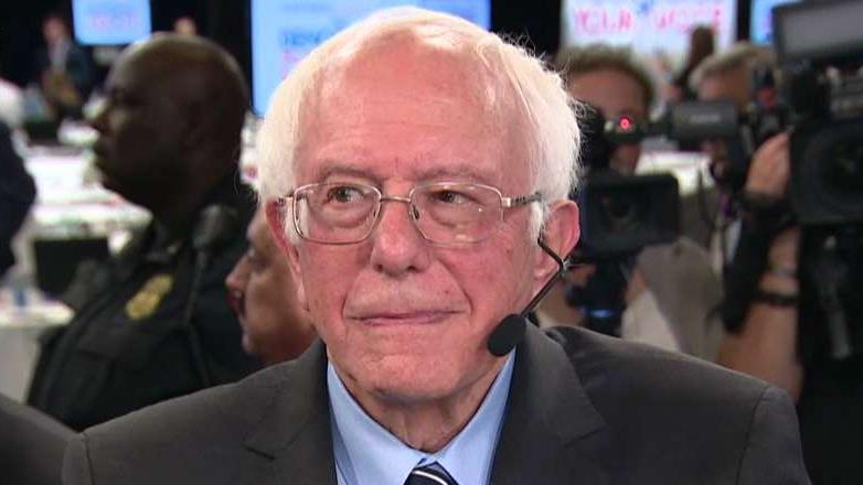 Sanders shakes up campaign leadership in New Hampshire