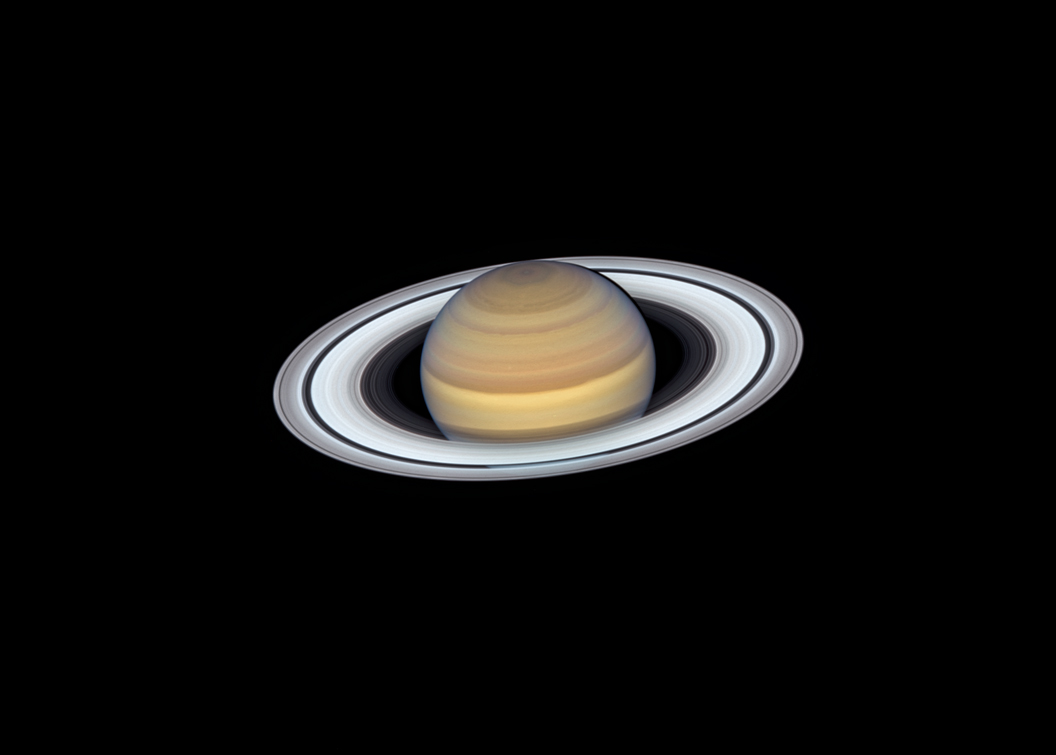 Saturn shines in latest NASA image: 'Rings are still as stunning as ever'
