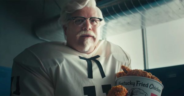 Sean Astin Returns for 'Rudy II,' Except Rudy's Now Colonel Sanders and It's All a KFC Ad – Adweek