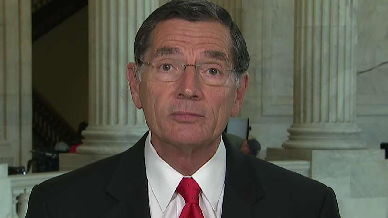 Sen. John Barrasso: Trump showed 'backbone' canceling Taliban talks