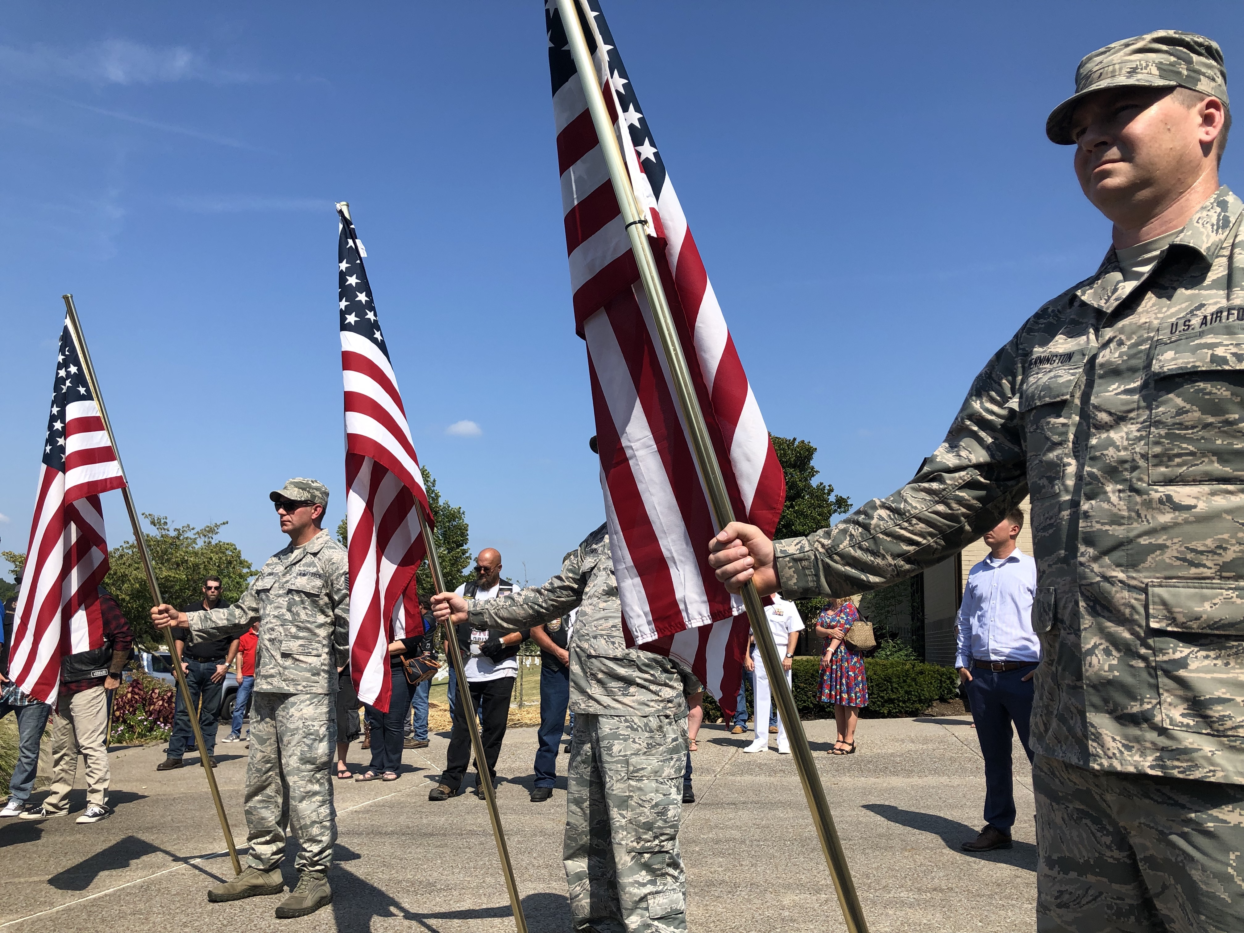 Strangers pack funeral for veteran with no known family, friends: 'He will not be alone'
