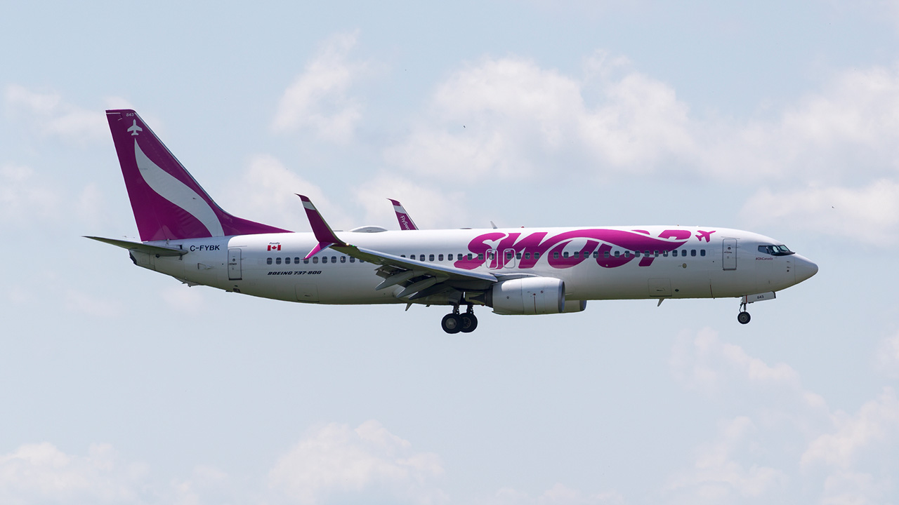 Swoop airline passengers wrote 'goodbye messages' after engine caught on fire due to bird strike