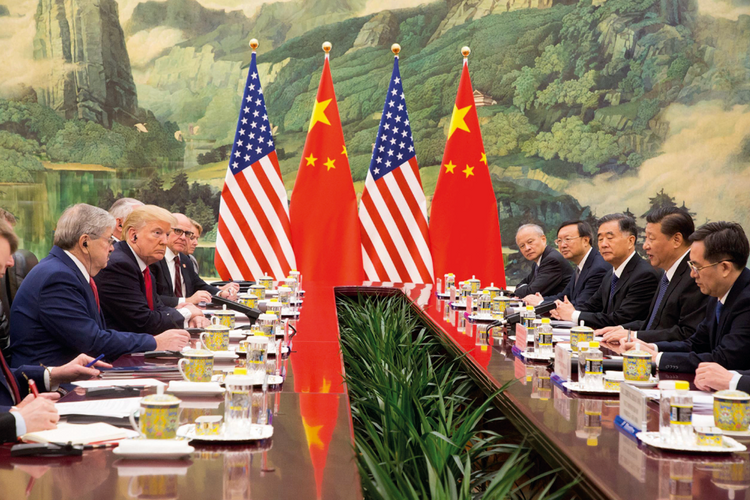 US-China trade war expands to books and maps as increased tariffs hit art imports