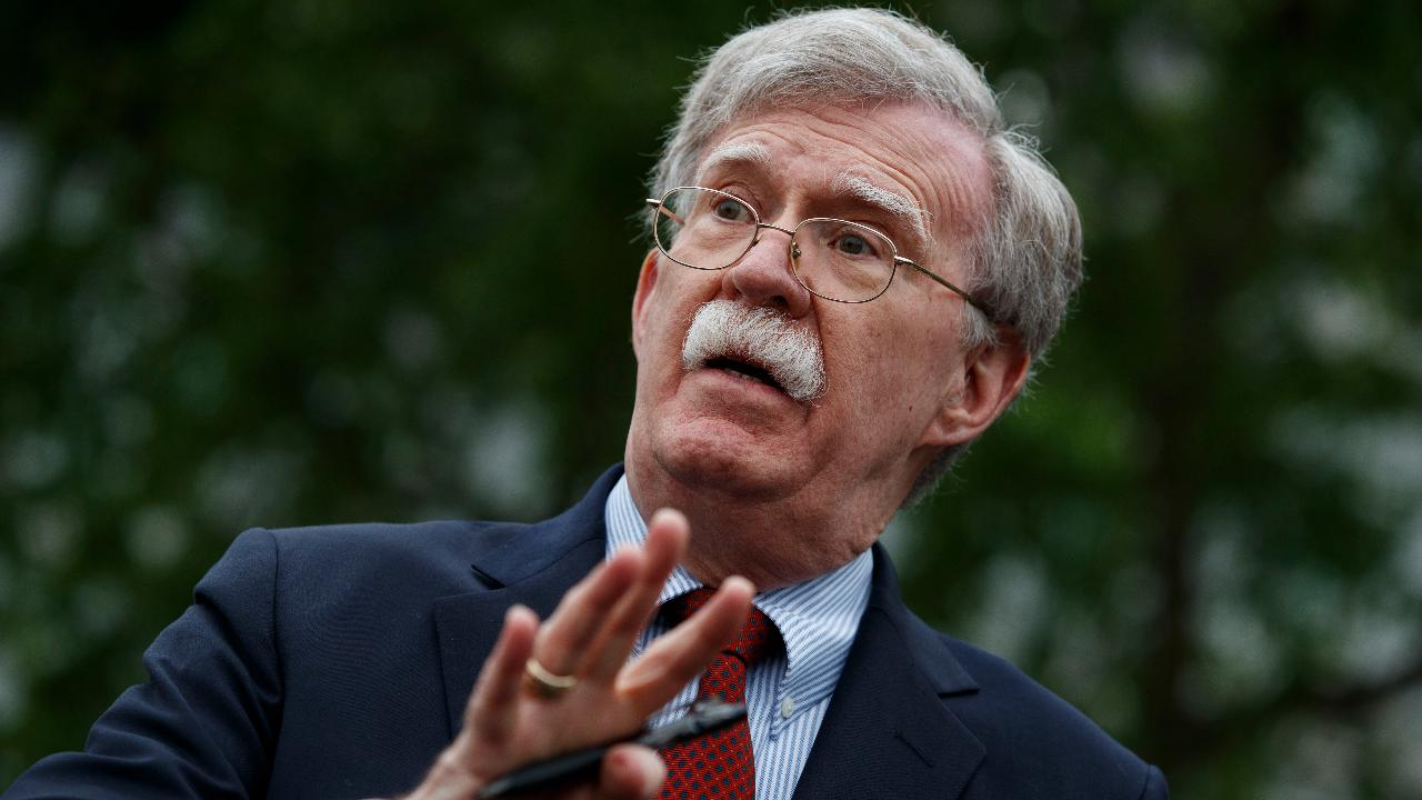 US adversaries laud John Bolton's White House departure